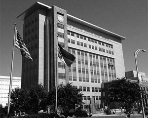 New Durham County Courthouse