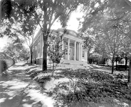 Durham Public Library, East Main Street
