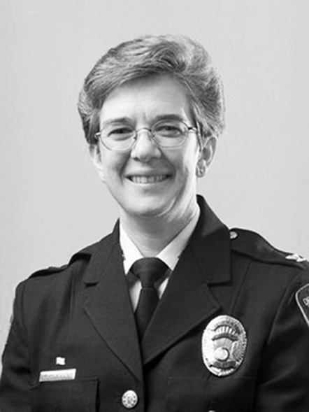 Teresa Chambers, Chief of Police, 1998-2001